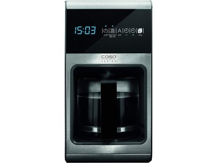 Kávovar Caso Coffee One / černá / ROZBALENO
