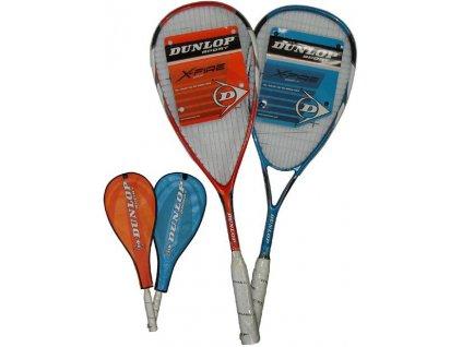 Dunlop Raketa squashová G2451 / červená