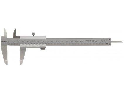 Analogové posuvné měřítko s nonitem MITUTOYO 0-150/0,02mm