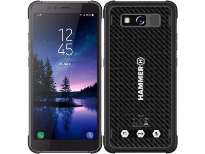 Mobilní telefon myPhone Hammer Blade 2 Pro / černá / ROZBALENO