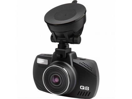 Autokamera Niceboy PILOT Q8 - černá / ROZBALENO