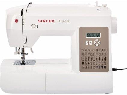Šicí stroj Singer Brilliance 6180 / bílá / ROZBALENO