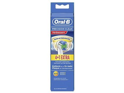 Oral-B Precision Clean EB20 5ks náhradní hlavice