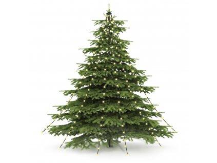 LED osvětlení vánočního stromku CHRISTmaxx / ROZBALENO