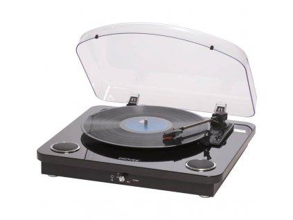 Gramofon Denver VPL-200B / černá / ROZBALENO