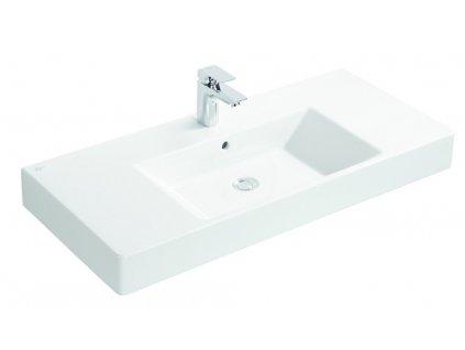 Ideal Standard Strada - Keramické umyvadlo 1010x455 mm, bílá K079001