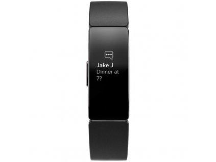 Fitness náramek Fitbit Inspire HR - Black / ROZBALENO