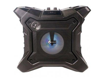 Přenosný reproduktor N-Gear Streetbox The X / černá / ROZBALENO