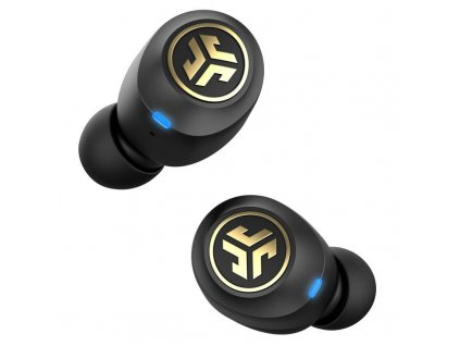 Sluchátka JLab JBuds Air Icon True Wireless Earbuds / černá / ROZBALENO