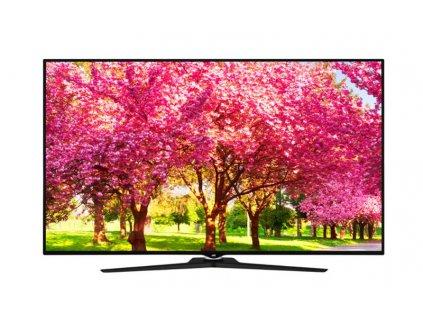 Televize JVC LT-65VU83L / černá / ROZBALENO