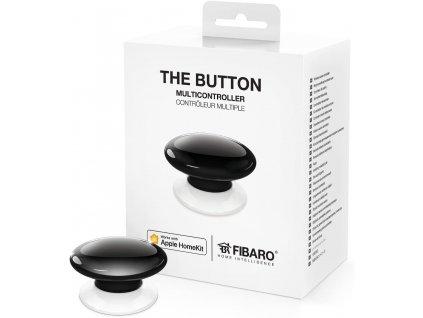 FIBARO HomeKit tlačítkový ovladač / černá