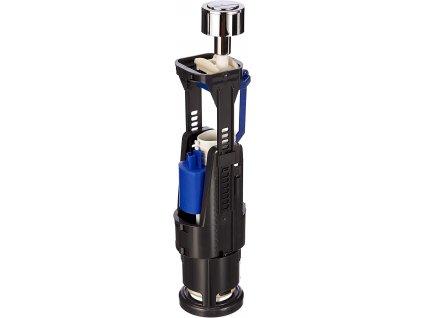 Geberit napouštěcí ventil 240 dual / chrom / ROZBALENO