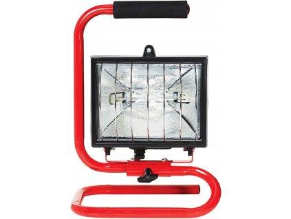Am-Tech - halogenová pracovní lampa 500W / POŠKOZENÝ OBAL