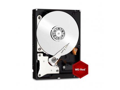 """Pevný disk 3,5"""" Western Digital RED 6TB / ROZBALENO"""