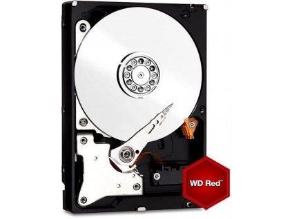 """HDD 3,5"""" Western Digital RED Plus 8TB SATA III, 5400 ot/min, 256MB cache / ROZBALENO"""