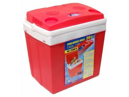 Chladící box 30 litrů Compass 220 / 12 V / ROZBALENO