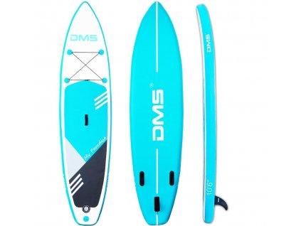 DMS Stand Up Paddle Board SUP-320 10,6´ / POŠKOZENÝ OBAL