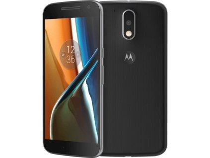 Mobilní telefon Lenovo Moto G4 / černá / ROZBALENO