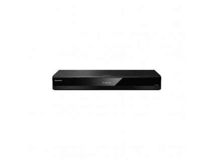 Blu-ray přehrávač Panasonic DP-UB820EGK / černá / ROZBALENO