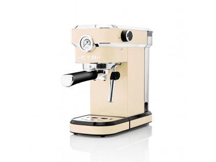 Espresso ETA Storio 6181 90040 / béžová / POŠKOZENÝ OBAL