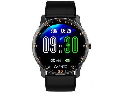Chytré hodinky Carneo Gear+ platinum (8588007861111) / černá / ZÁNOVNÍ