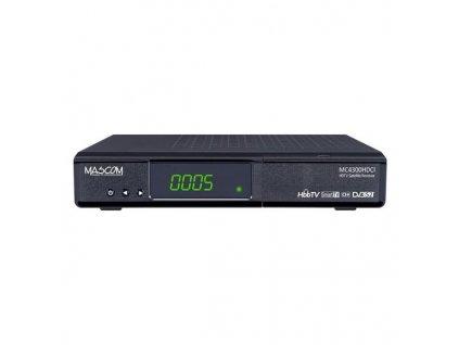 Satelitní přijímač Mascom MC4300HDCI-SMART / ZÁNOVNÍ