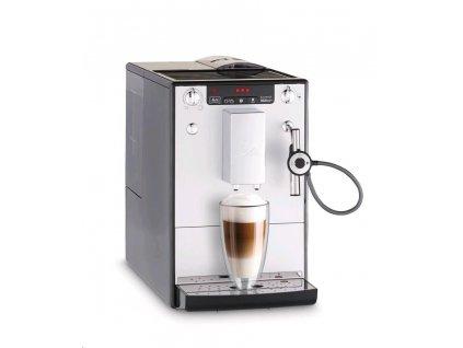 MELITTA automatický kávovar Solo Perfect Milk / stříbrná / ROZBALENO