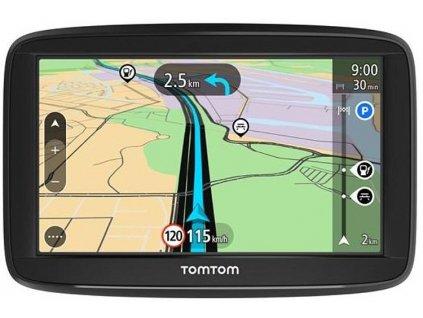Navigační systém GPS Tomtom START 52 Europe - černá / ROZBALENO