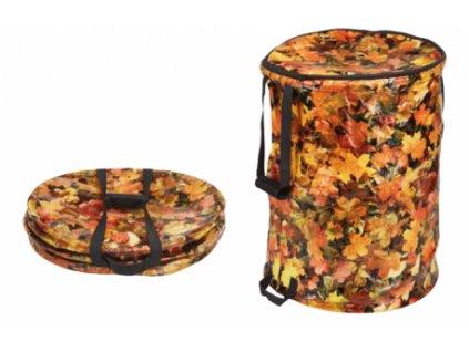 Zahradní odpadkový koš / zahradní skládací kbelík