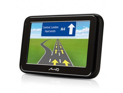 Mio - GPS navigační systém - Spirit 4970 LM / ZÁNOVNÍ