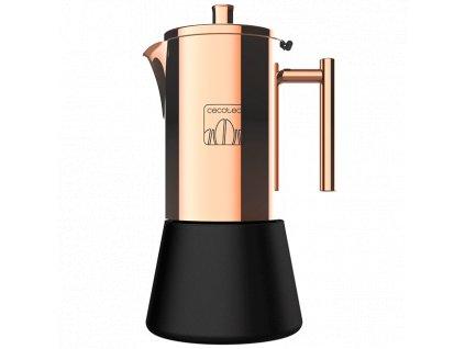 CECOTEC Moka kávovar nerezový Cumbia Moking 200