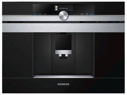 Kávovar vestavný Siemens CT636LES6