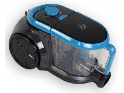 Podlahový vysavač Easy Home 90946 / 800 W / modrá / černá / ZÁNOVNÍ