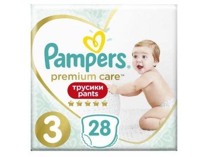Dětské pleny Pampers Premium Care 3 / 6-11 kg / 28 ks