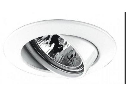 Premium vestavný kroužek halogenová žárovka Paulmann 17953 GU5.3 50 W bílá