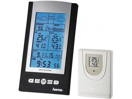 Meteostanice Hama EWS-800 / ROZBALENO