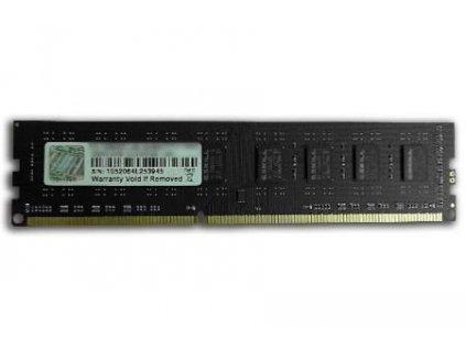 Paměť RAM DDR3 G.SKILL 4711148599627 (2 x 4 GB - 1333 MHz - CL 5)