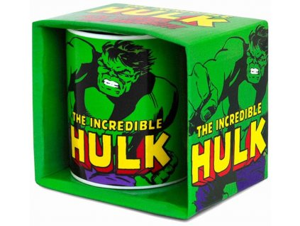 Hrnek Marvel Hulk / 0,3 l / The Incredible Hulk