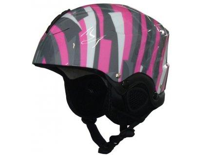 Brother snowbordová a lyžařská helma / vel. S / 53 - 55 cm / CSH61-S