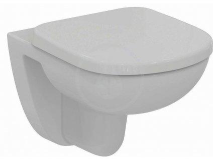 Ideal Standard TEMPO bílé wc sedátko (zkrácené) T679801