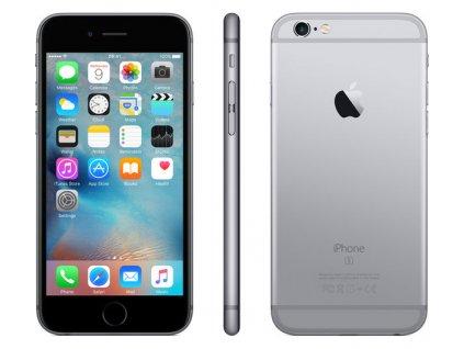 Apple iPhone 6s / 64 GB / Silver / ROZBALENO