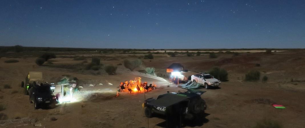 Ironman4x4 camping ...A môže sa ísť na výlet!