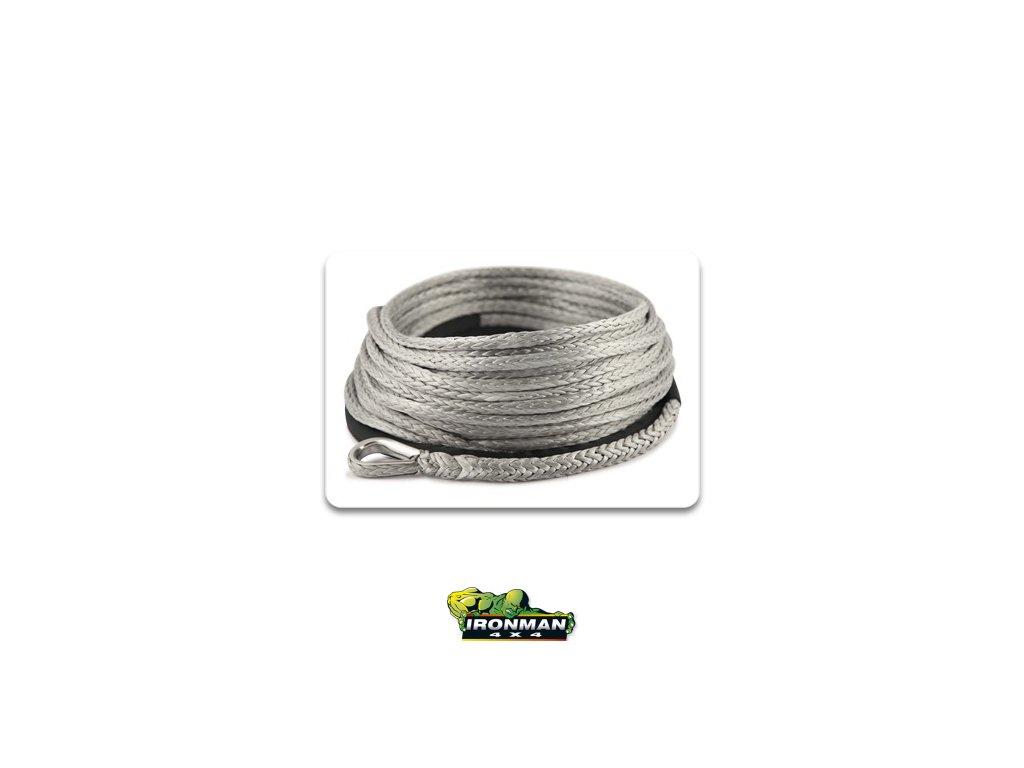Syntetické lano 9.5mm x 27m - 8100kg