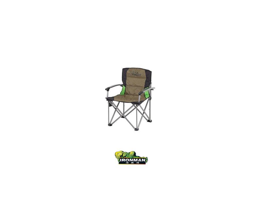 Skladacia stolička - pevná konštrukcia Deluxe