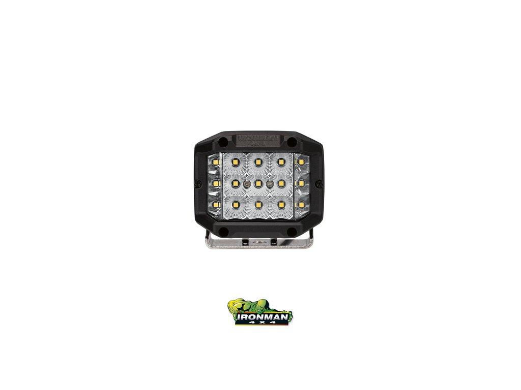 """Ironman4x4 3"""" univerzálne LED svetlo s postranným svietením"""