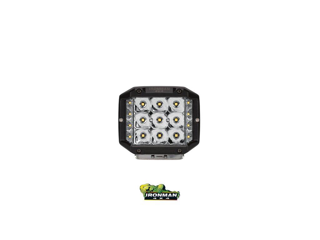 """Ironman4x4 5"""" univerzálne LED svetlo s postranným svietením"""