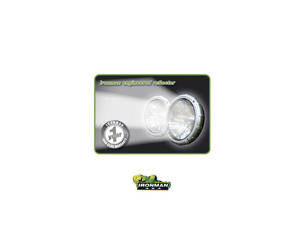 Prídavné off-road reflektory, priemer 175mm