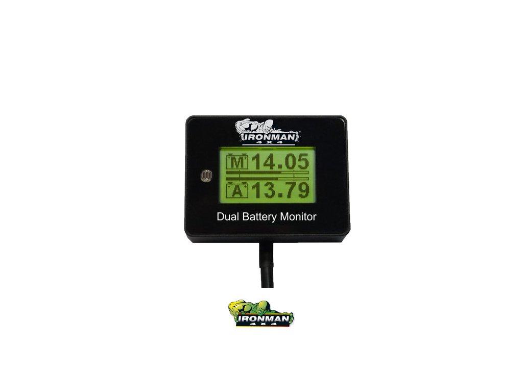 Dual Battery Monitor (iba)