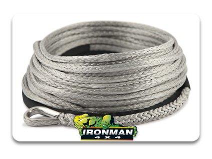 Syntetické lano 11mm x 30m - 11700kg