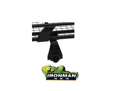 Sada držiakov k strešnému nosiču Ironman 4x4 pre Toyota Land Cruiser 80